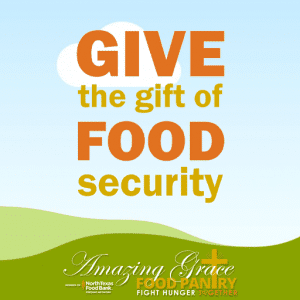 Give the Gift of Food Security - Donate Today!